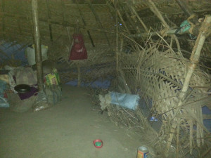 inside hut ( small low cost home doc)